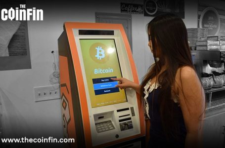 1500 Bitcoin ATMs will Be Installed In El Salvador By Athena
