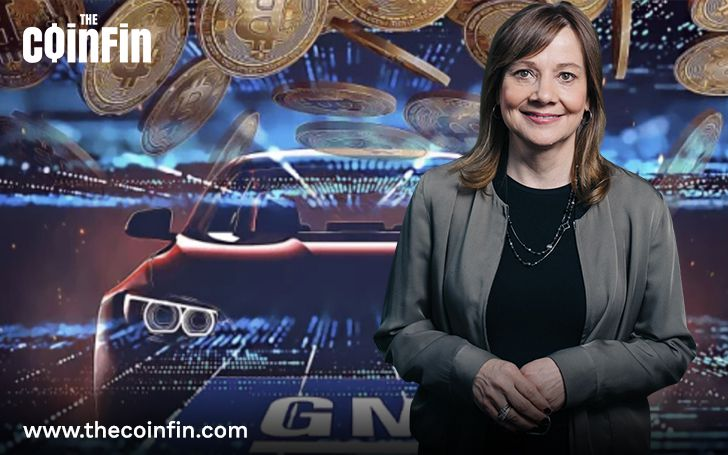 General Motors Can Adopt Bitcoin, Says CEO Mary Barra