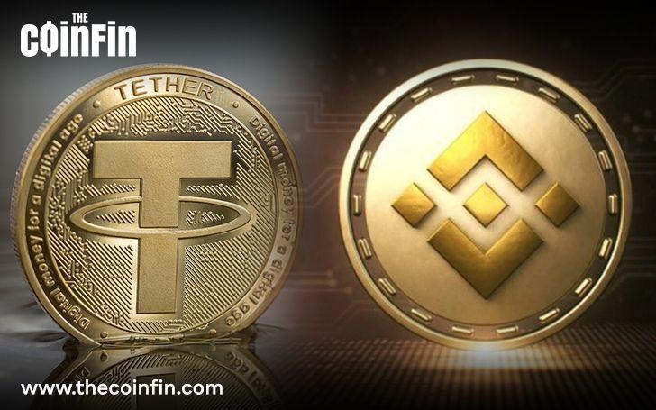 Tether VS Binance Coin USD Comparison